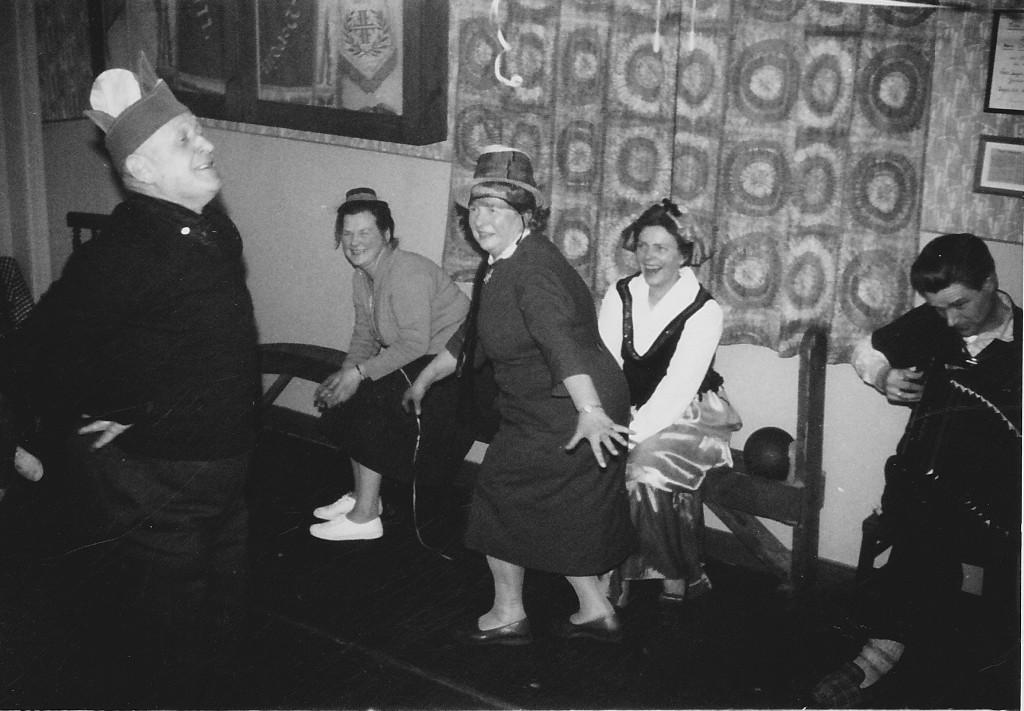 1963 - Fasching der Sportkegeler