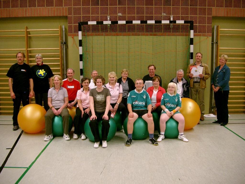2001 Wirbelsäulengymnastik