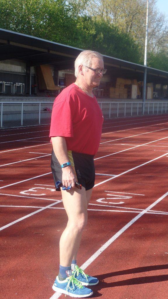 Sportabzeichen 2017 - Jürgen Umann
