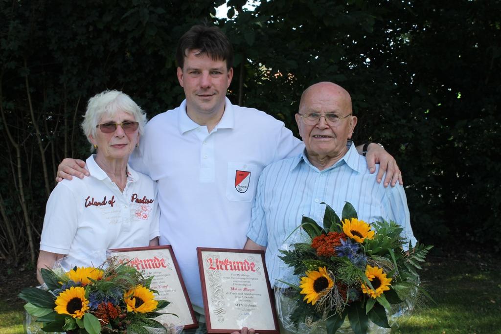 Karin Voigt, Jens Müller & Heinz Meyer sen.