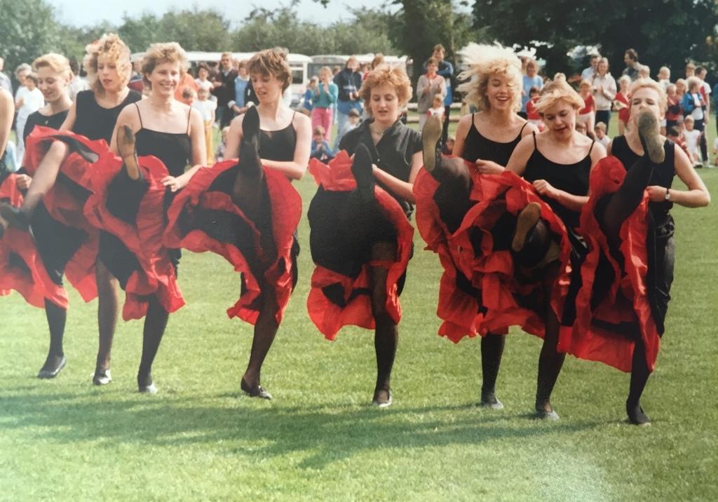 1988 Tanzgruppe