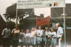 1993 Deutscher Meister B-Jugend Sportkegeln