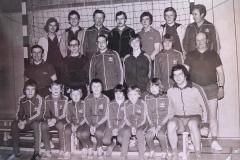 1979 Tischtennis - Sparte