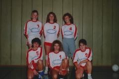 Volleyball - Damen-Mannschaft