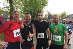 Dirk Dahle, Nils Eggert, Dennis Schewa & Thomas Eggert