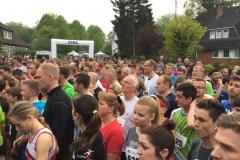 Start 5km Lauf