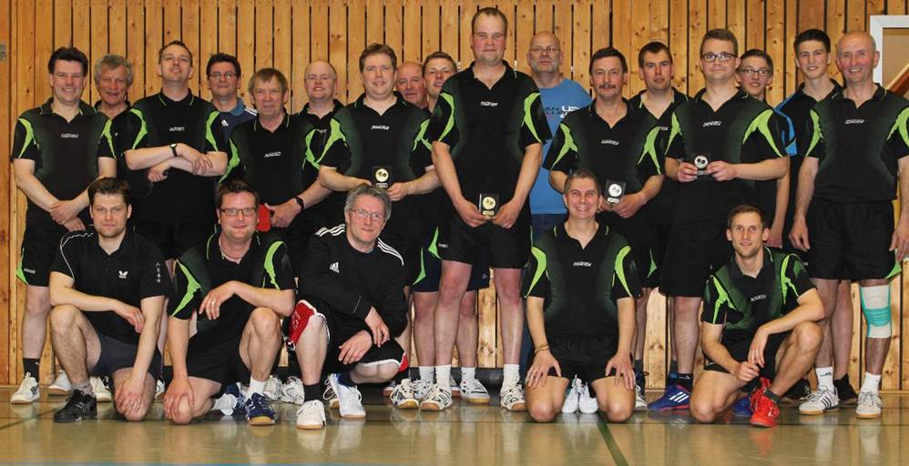 Sieger: Dennis Brüning und Oliver Schnell Zweiter: Rolf Krischker und Philipp Gebers Dritter: Heiko Meyer und Herbert Hastedt