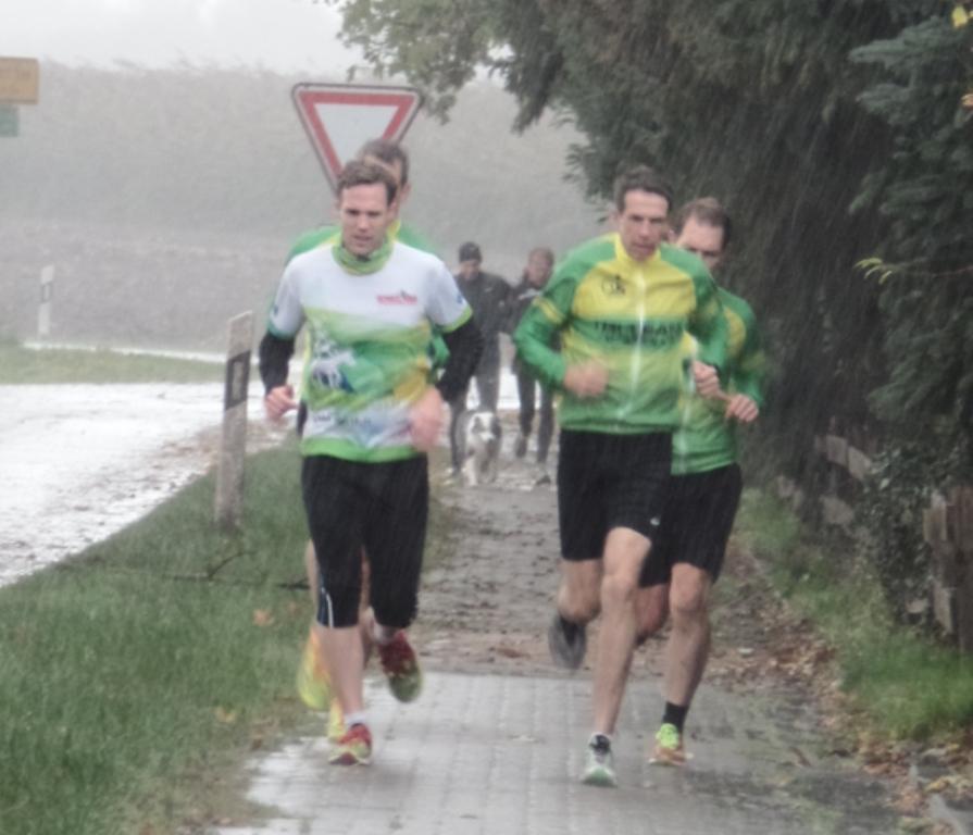 Winterlaufserie - 29.10.2017 Gyhum